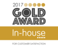 In-house Gold Awards