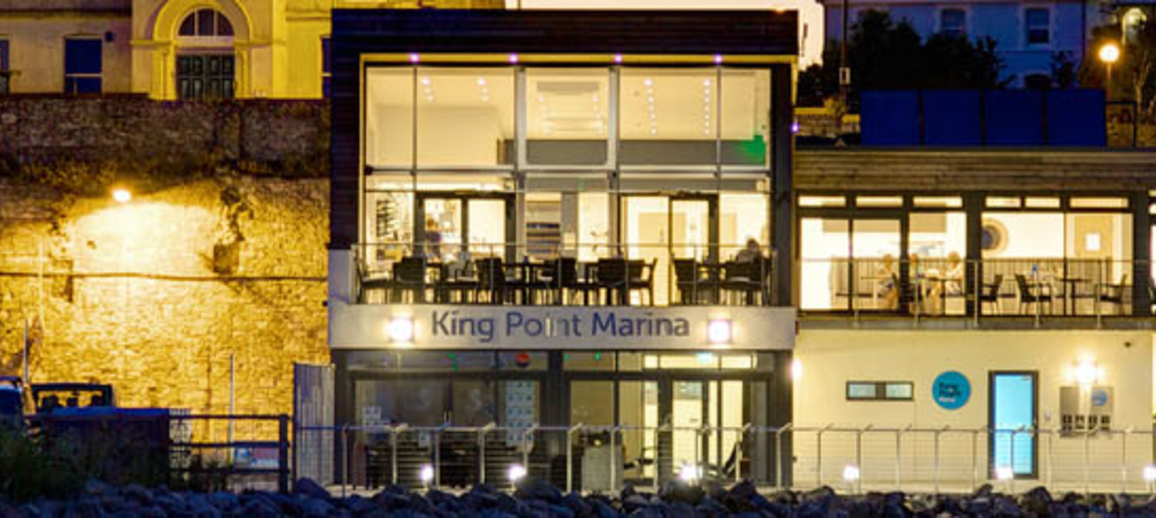 Photo of King Point Marina, Plymouth Millbay