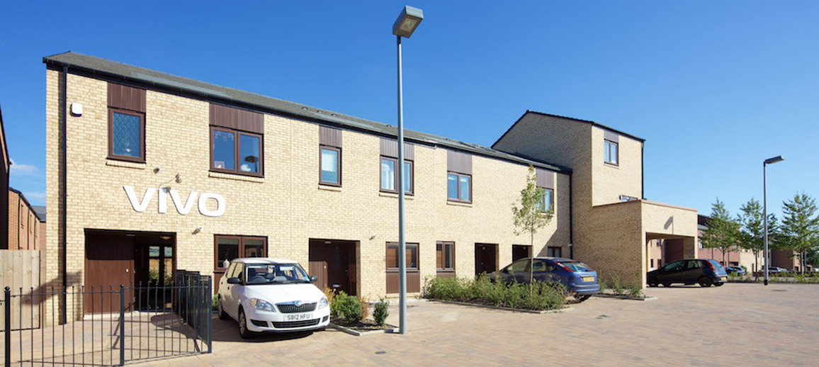 New homes at Vivo, Northshore, Stockton-on-Tees