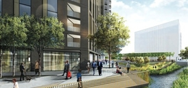 Construction begins at Lewisham Gateway