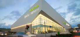 John Lewis at Home and Waitrose, Basing View