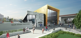 CGI of new transport Interchange
