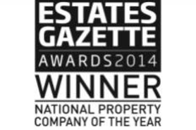 National Property Company of the Year logo